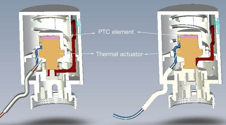 electricthermal actuator